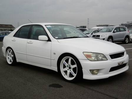 TOYOTA ALTEZZA (LEXUS IS200) RS200 Z-ED