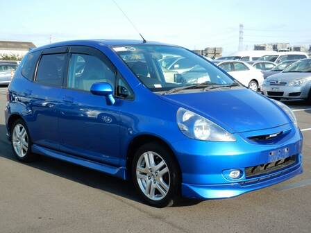 HONDA FIT (JAZZ) 1.5T