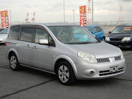 NISSAN LAFESTA 20S PANORAMIC ROOFLESS