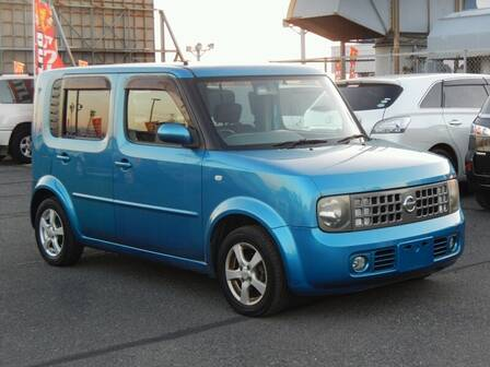 NISSAN CUBE SX 70th II