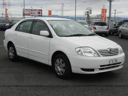TOYOTA COROLLA X LIMITED NAVI-SPECIAL