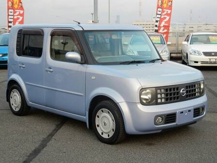NISSAN CUBE SX 70th
