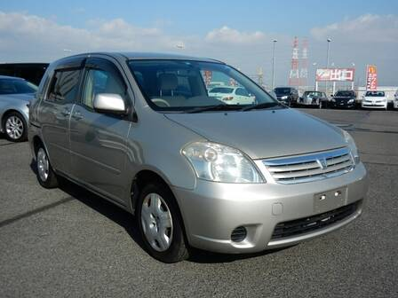 TOYOTA RAUM G PACKAGE