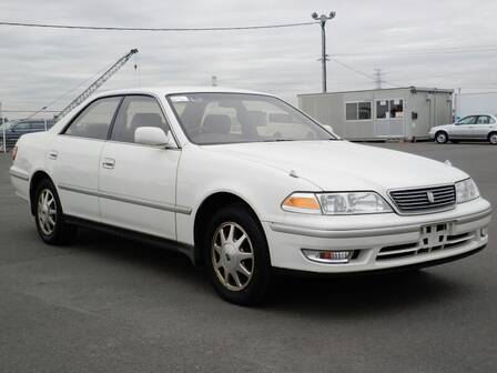 TOYOTA MARK II GRANDE  REGALIA