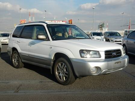 SUBARU FORESTER X20 LL BEAN EDITION