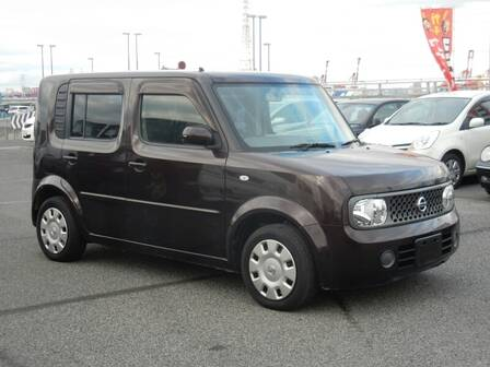 NISSAN CUBE 14S