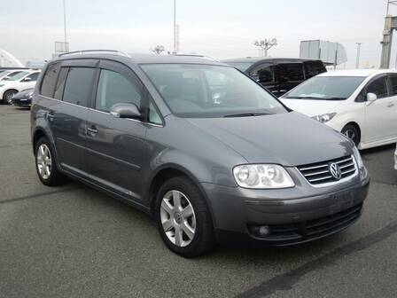 VOLKSWAGEN GOLF TOURAN GLI