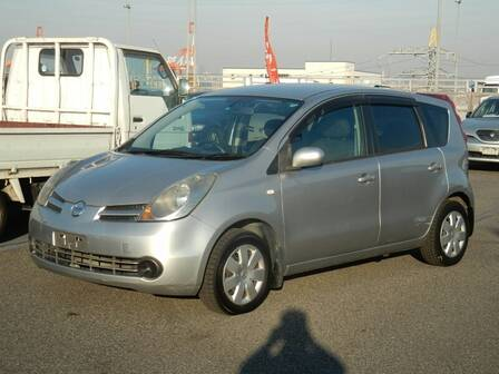 NISSAN NOTE 15S V PACKAGE
