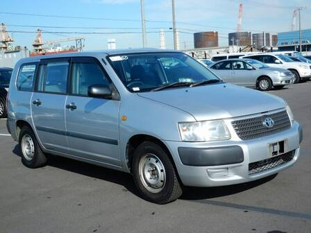 TOYOTA SUCCEED VAN U