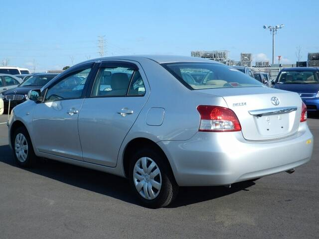 2008 Toyota Belta Ref No 27473 Japanese Used Cars Exporter