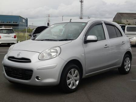 NISSAN MARCH (MICRA) 12G