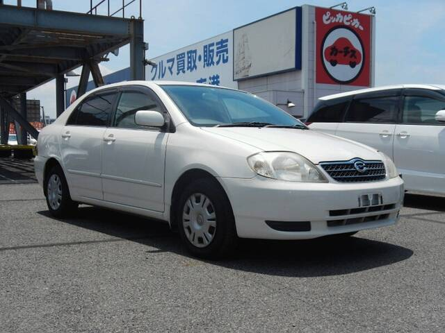 Used Toyota Corolla For Anese Cars Exporter Pick N24