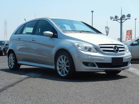 MERCEDES BENZ B170 EDITION ONE
