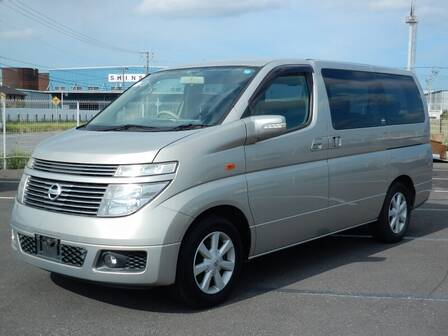 NISSAN ELGRAND V 70th