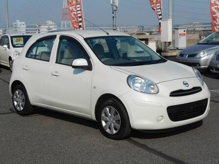NISSAN MARCH (MICRA) 12X