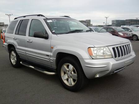 CHRYSLER JEEP GRAND CHEROKEE LIMITED