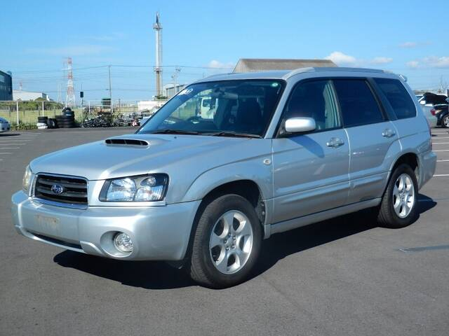 2003 subaru forester powerful turbo engine manual transmission only 59 000km ref no. Black Bedroom Furniture Sets. Home Design Ideas