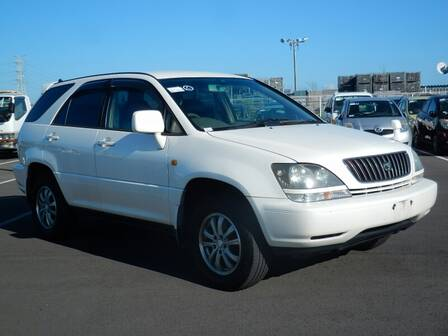 TOYOTA HARRIER (LEXUS RX300) 2.2 EXTRA G PACKAGE