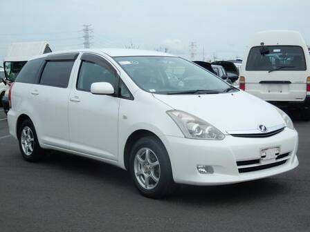 TOYOTA WISH X LIMITED