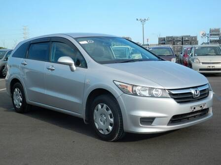 HONDA STREAM G HDD NAVI EDITION