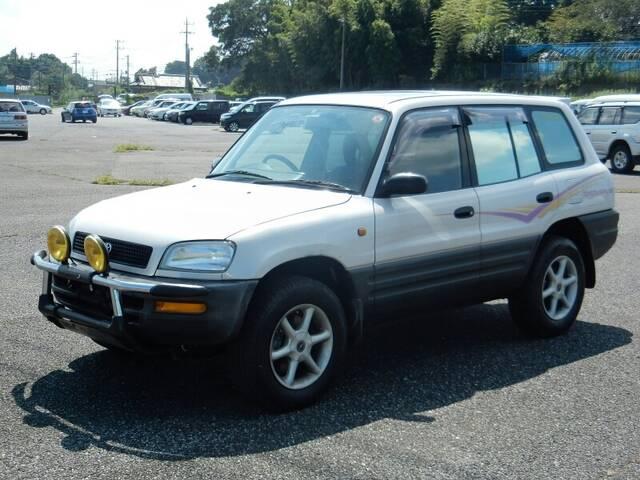 1996 Toyota Rav4 Low Mileagenudge Barfog Lights Ref No