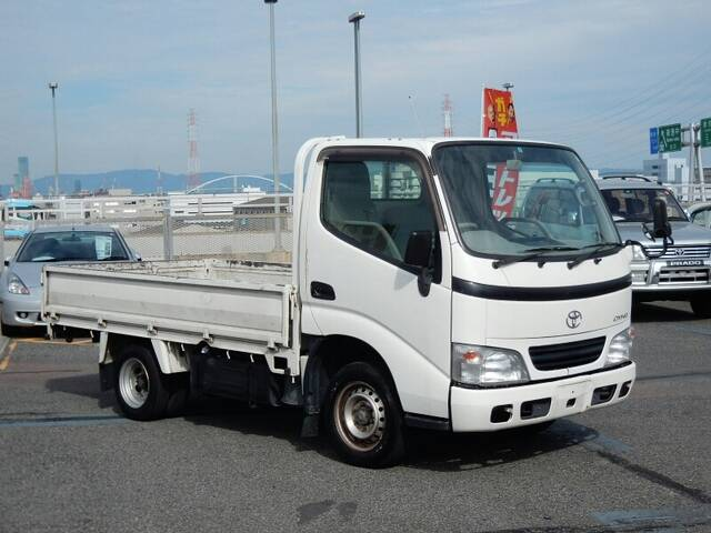 2006 Toyota Dyna New Facelift Model Spare Key Ref No