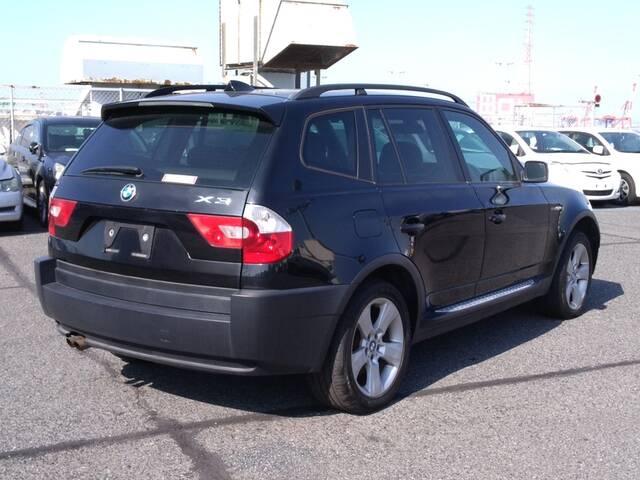 2004 BMW X3 - Luxury SUV from BMW ! Spare key with ...