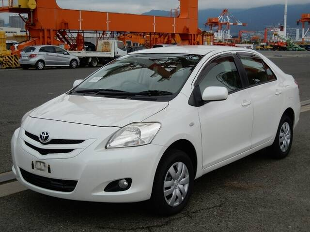 2008 Toyota Belta Ref No 28880 Japanese Used Cars Exporter