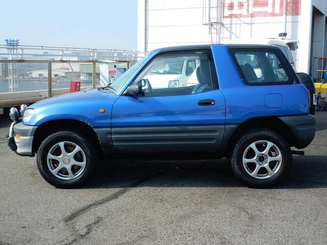 1995 toyota rav4 compact suv blue color seat ref used cars for sale. Black Bedroom Furniture Sets. Home Design Ideas