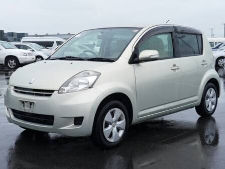 TOYOTA PASSO 1.3G F PACKAGE