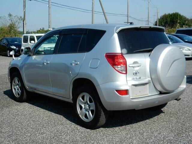 TOYOTA RAV Ref No Japanese Used Cars Exporter Pick - 2005 rav4