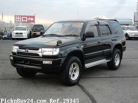 TOYOTA HILUX SURF (4RUNNER) SSR-X LTD