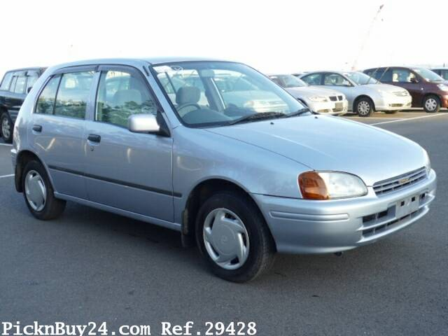 1996 toyota starlet ref no29428 japanese used cars exporter toyota starlet toyota starlet toyota starlet fandeluxe Gallery