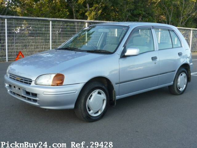 1996 toyota starlet ref no29428 japanese used cars exporter toyota starlet fandeluxe Gallery