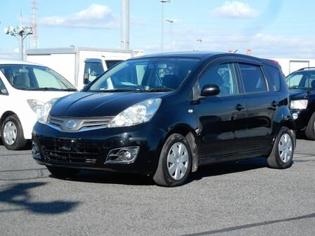 NISSAN NOTE 15G