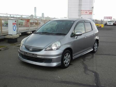 HONDA FIT (JAZZ) 1.3A
