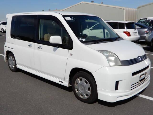 2005 Honda Mobilio Perfect For Saving Gas Ref No 0100029572