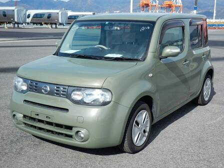 NISSAN CUBE X V SELECTION
