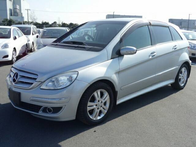 2006 Mercedes Benz B200 Nice Euro Car With Good Look Ref No