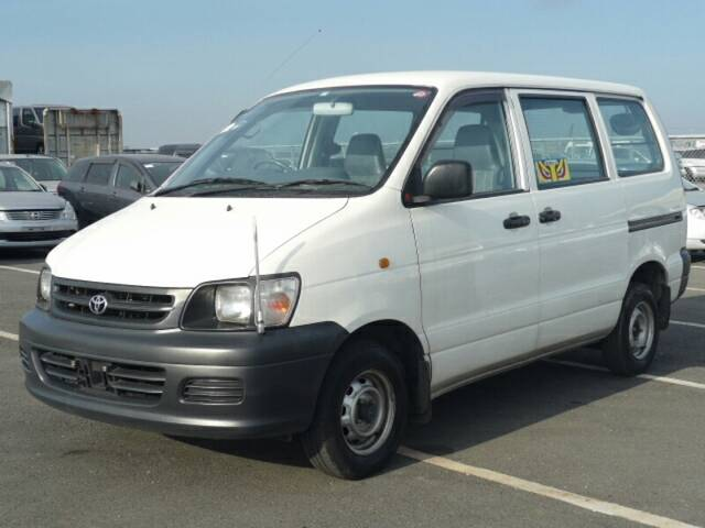 2001 TOYOTA TOWNACE VAN - Realiable business van!!   Ref No ... 2479cc2635c4