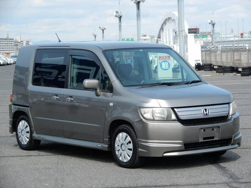Japanese Honda Mobilio Spike Family Car 2006 Agsb23020132