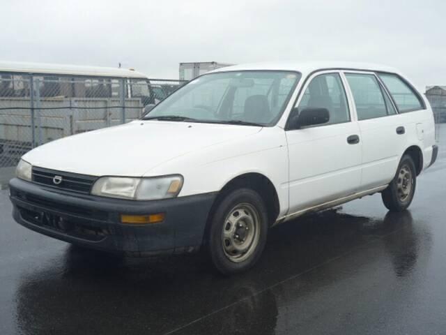 Toyota Corolla Van