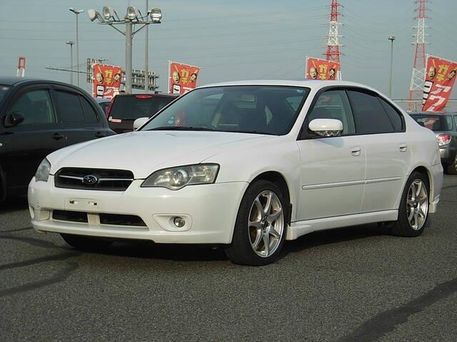 2003 Subaru Legacy B4 Ref No 0100030053 Used Cars For Sale