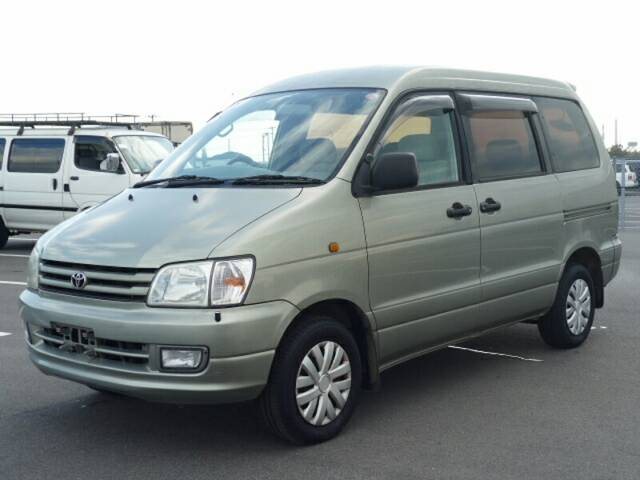 1997 Toyota Townace Noah Ref No0100030123 Used Cars For Sale