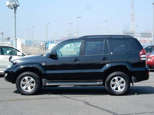 Marvelous ... TOYOTA LAND CRUISER PRADO ...