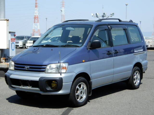 1997 Toyota Townace Noah Ref No0100030328 Used Cars For Sale
