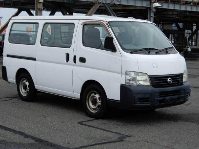 nissan caravan van urvan diesel engine perfect  traders ref