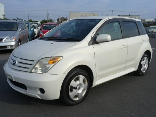 Toyota Ist F L Edition