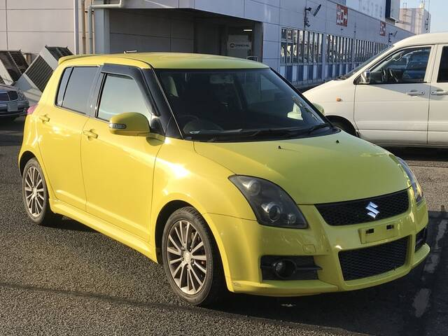 SUZUKI SWIFT (IGNIS) SPORTS V SELECTION