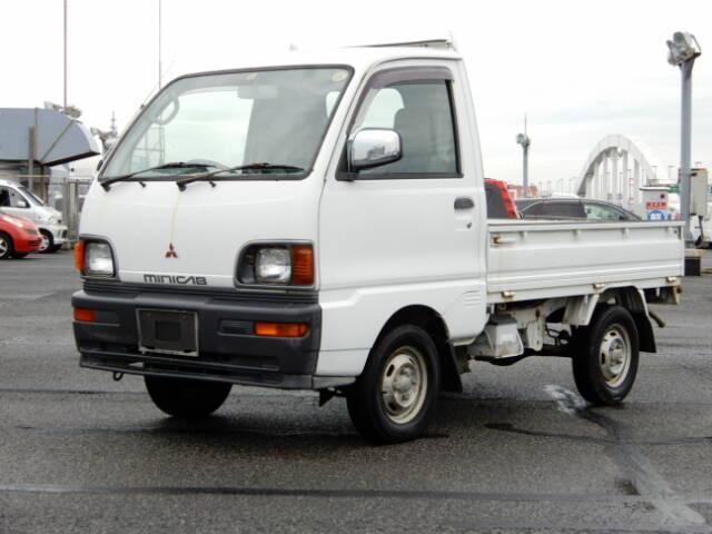 1997 mitsubishi minicab truck ref used cars for sale. Black Bedroom Furniture Sets. Home Design Ideas
